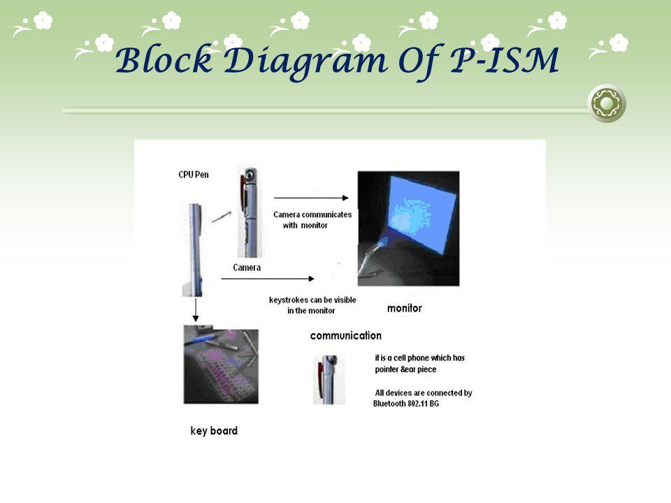 Block Diagram Of P-ISM