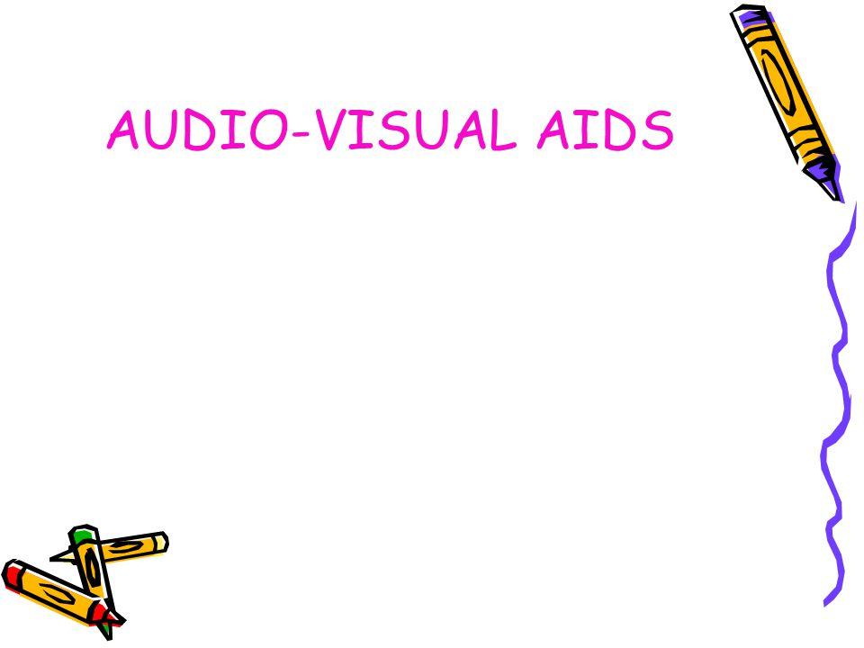 AUDIO-VISUAL AIDS