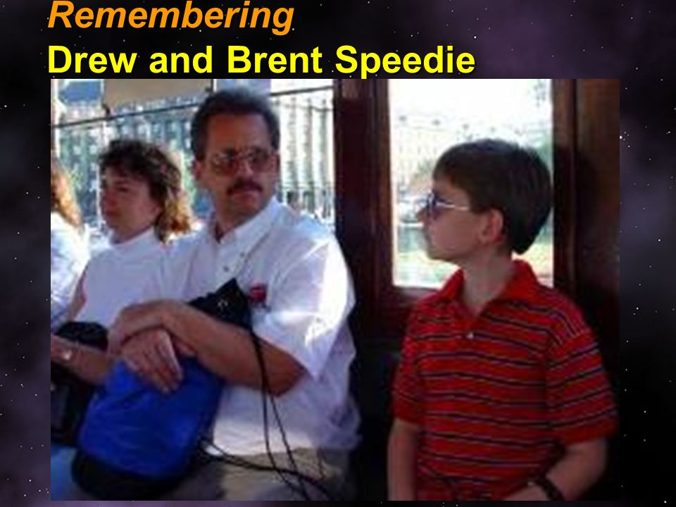Remembering Drew and Brent Speedie