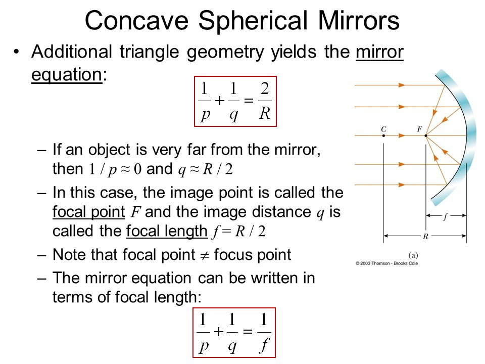 Flat mirrors consider an object placed in front of a flat for Mirror formula