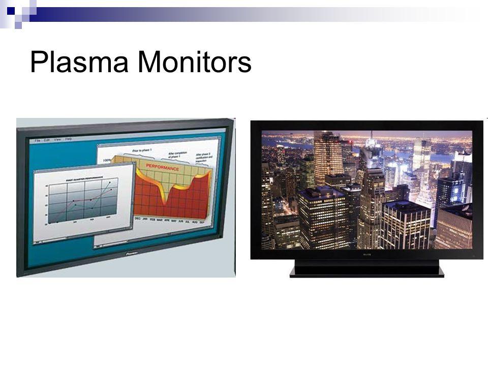 Plasma Monitors