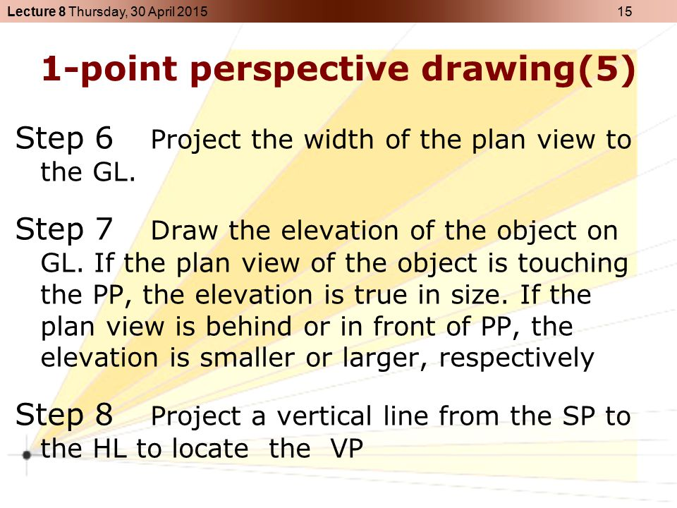 1-point perspective drawing(5)
