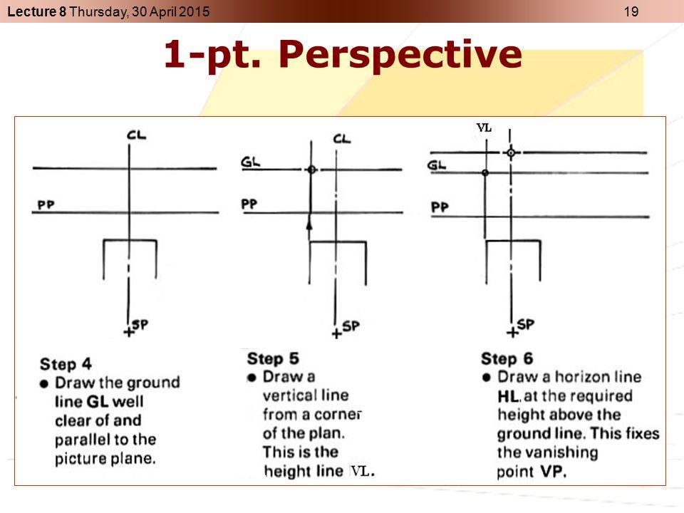 1-pt. Perspective