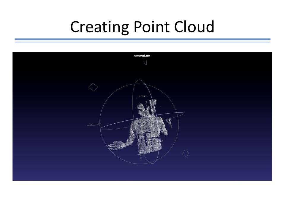 Creating Point Cloud