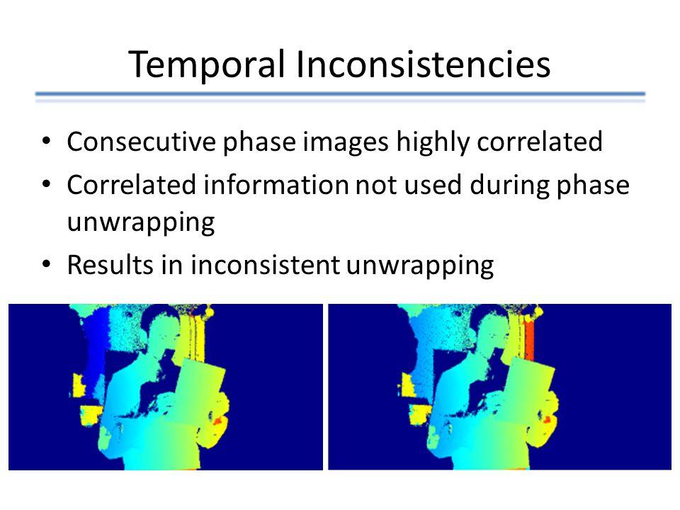 Temporal Inconsistencies