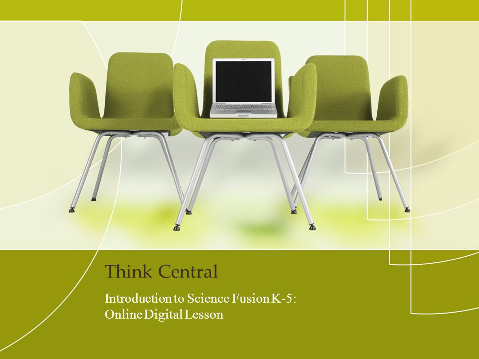 Introduction to Science Fusion K-5: Online Digital Lesson