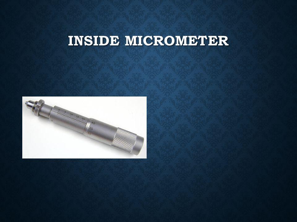Inside Micrometer