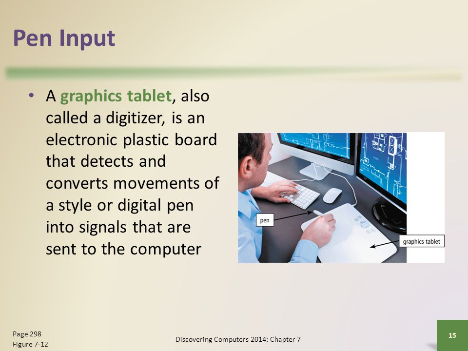 Discovering Computers 2014: Chapter 7