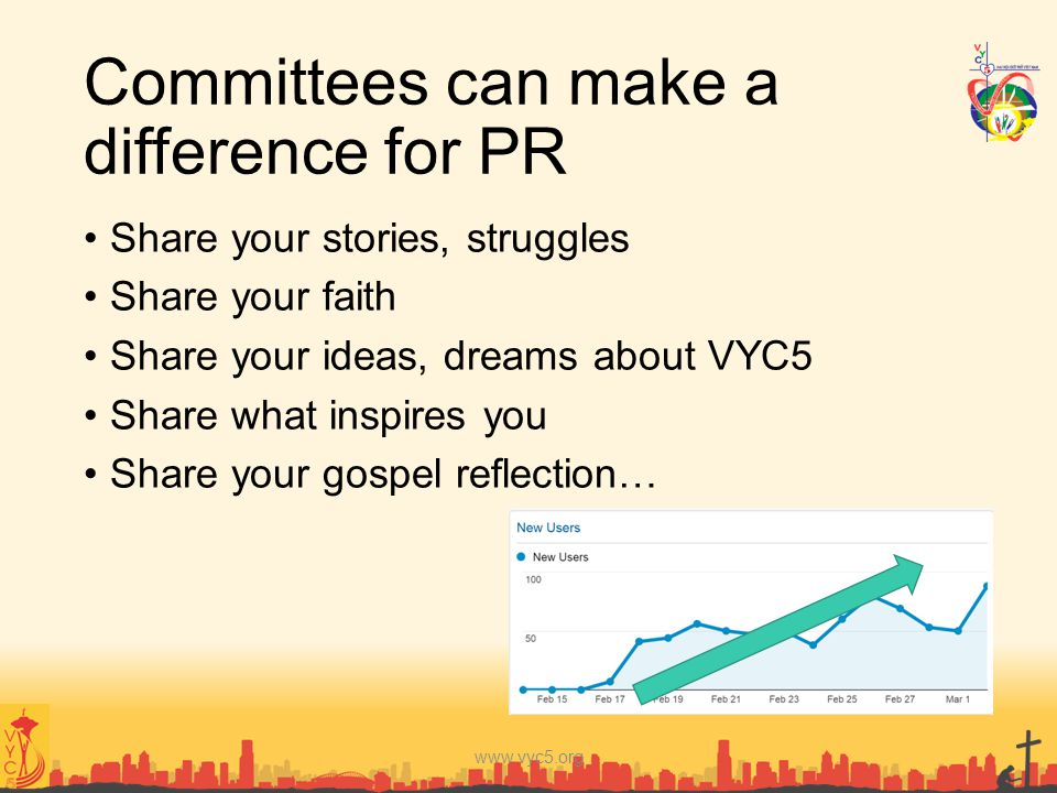Committees can make a difference for PR