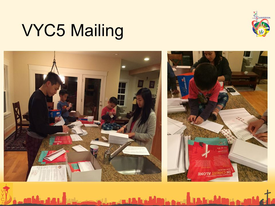 VYC5 Mailing