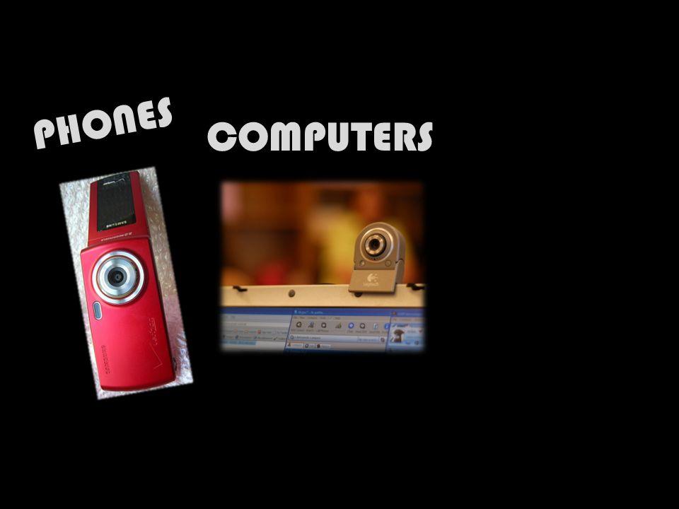 PHONES COMPUTERS
