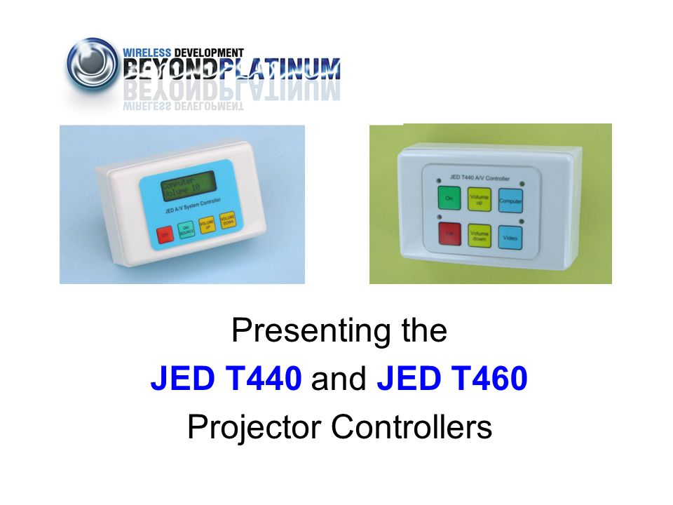 Projector Controllers