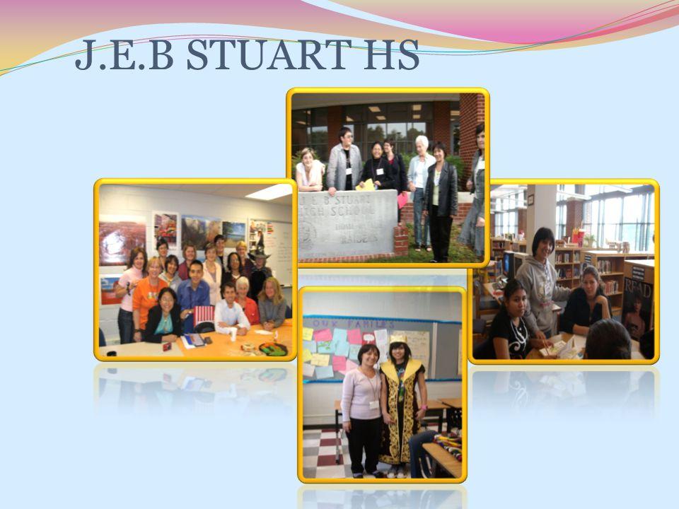 J.E.B STUART HS