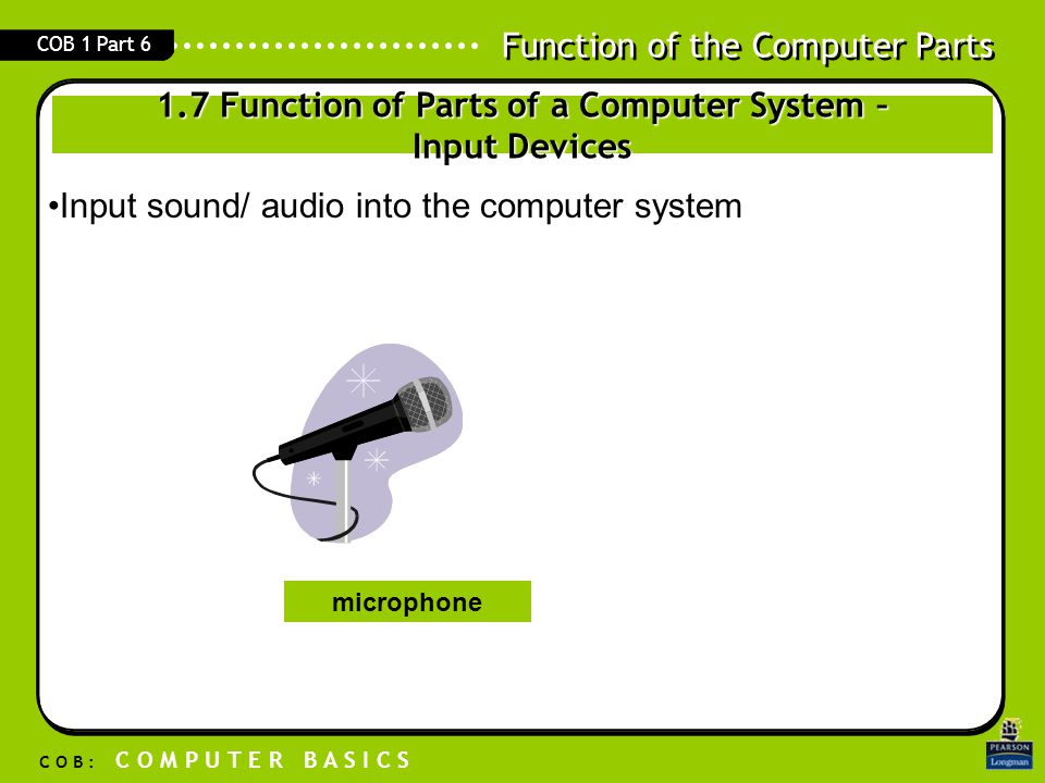 how to change audio input to sounds on computer
