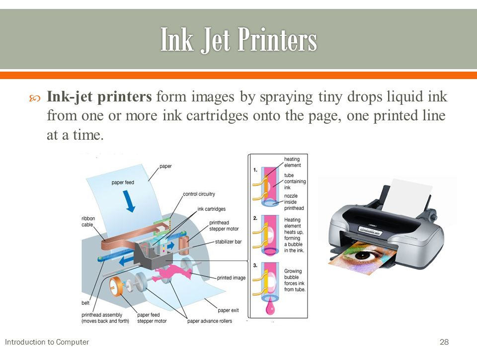 ink jet computer printers Find a great collection of inkjet printers at costco enjoy low warehouse prices on name-brand inkjet printers products.