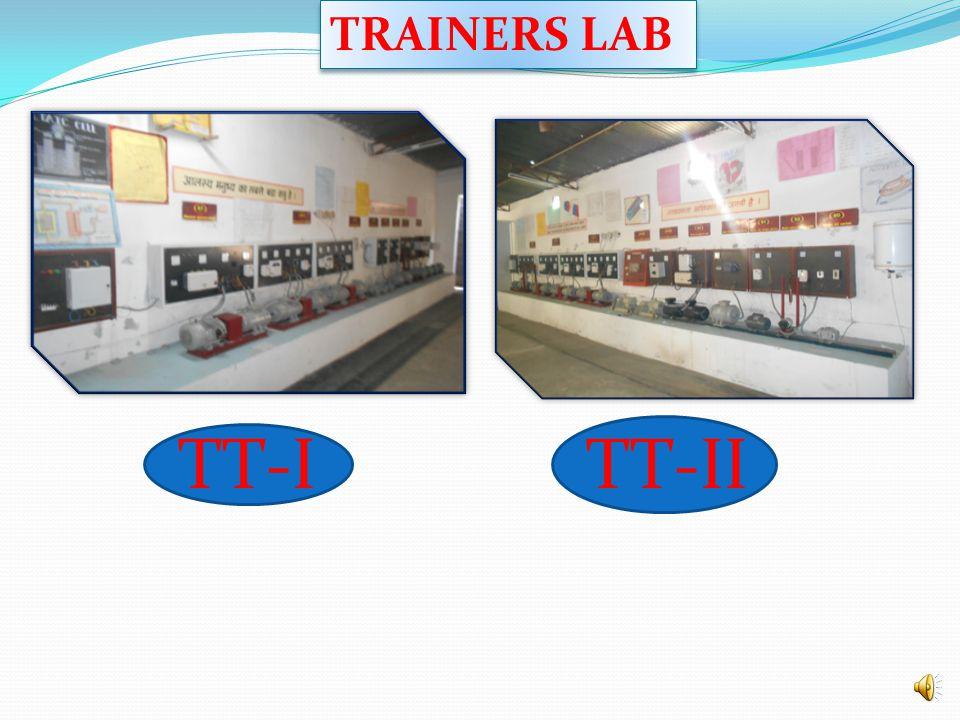 TRAINERS LAB TT-I TT-II