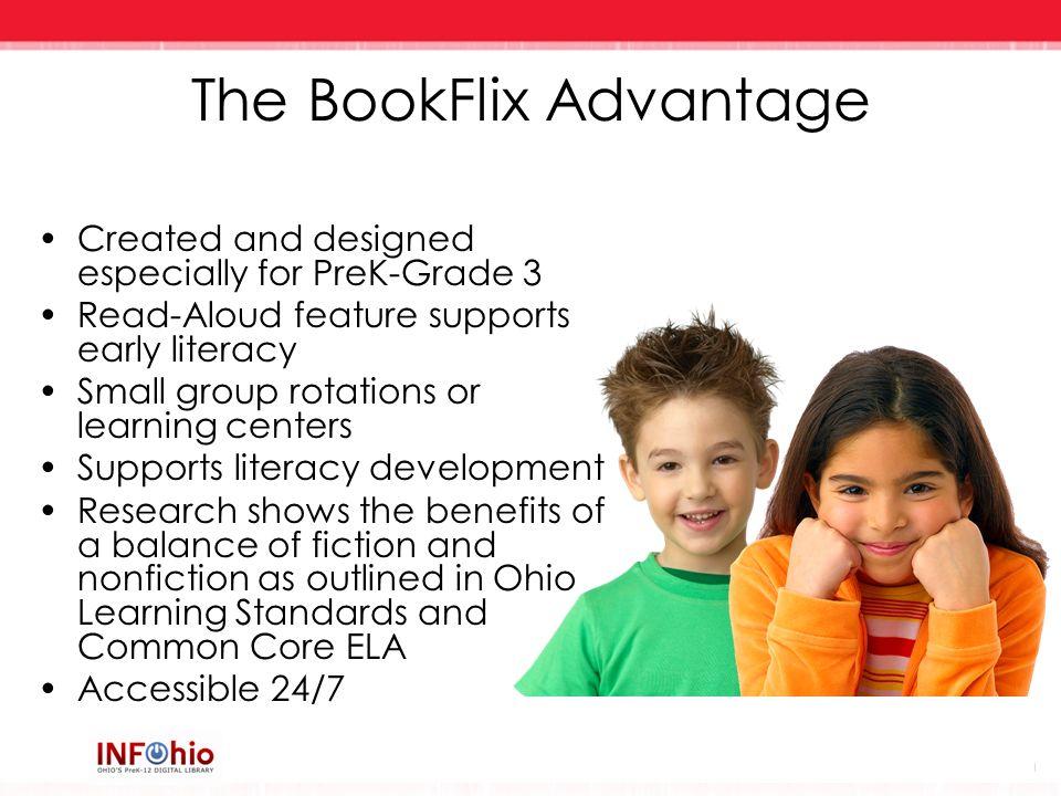The BookFlix Advantage
