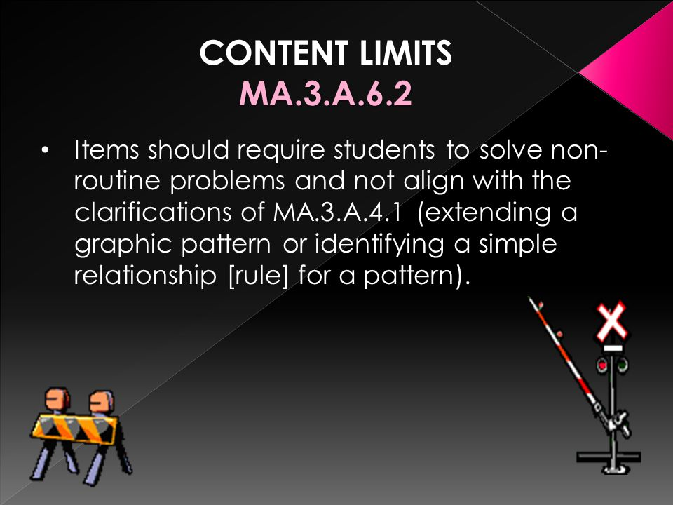 CONTENT LIMITS MA.3.A.6.2.