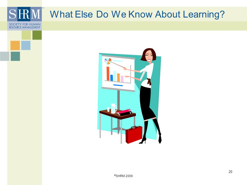 What Else Do We Know About Learning