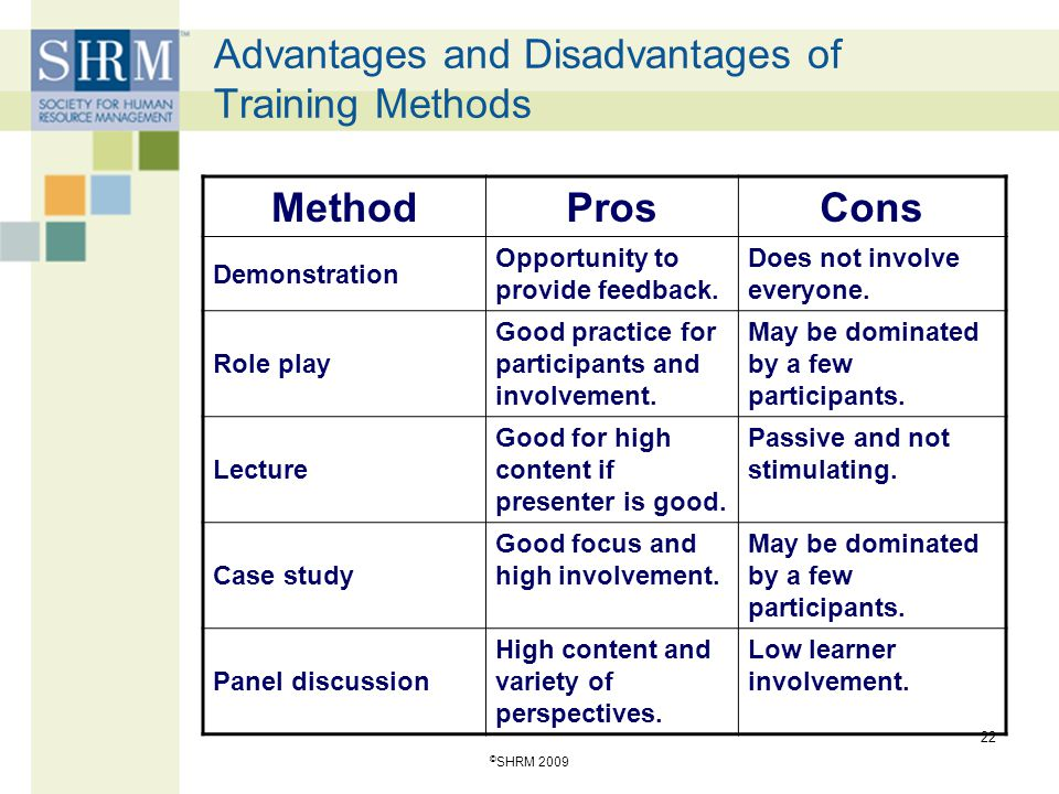 Advantages & Disadvantages to Individual and Group Coaching