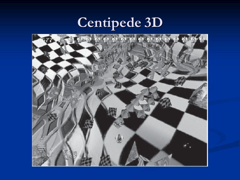 Centipede 3D