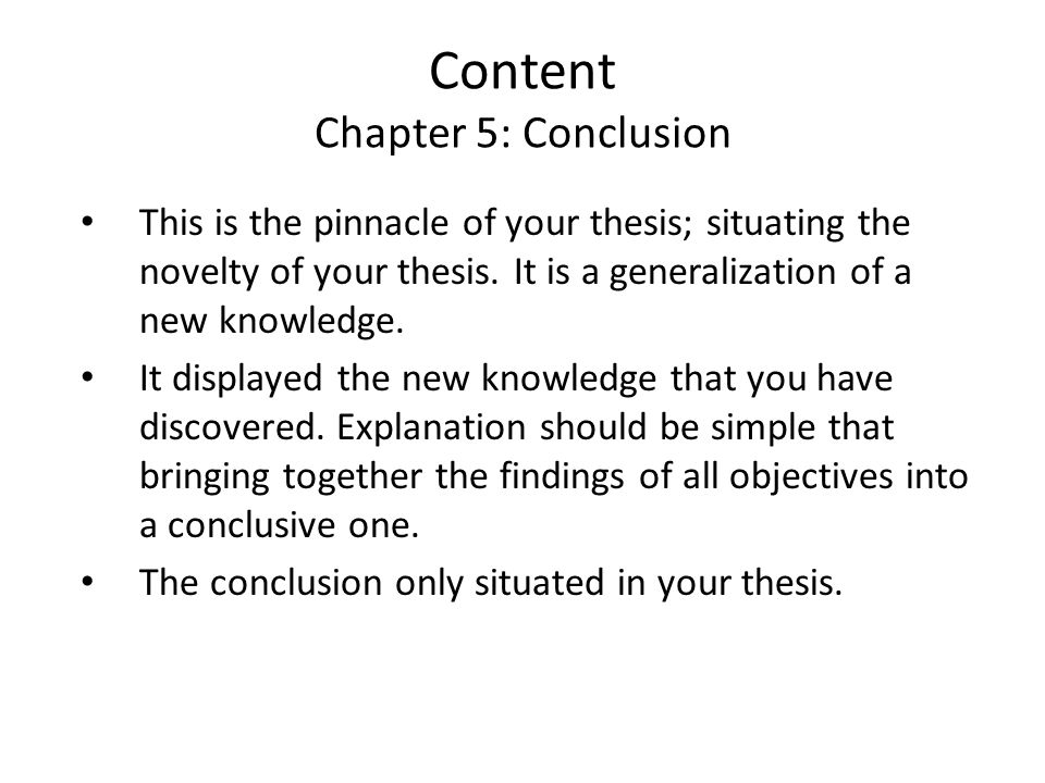 do research papers need a conclusion