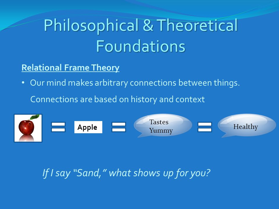 Philosophical & Theoretical Foundations