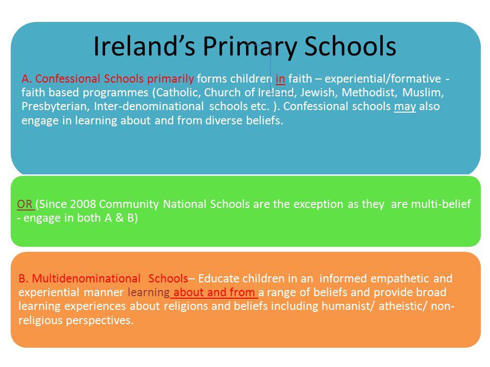 Ireland's Primary Schools
