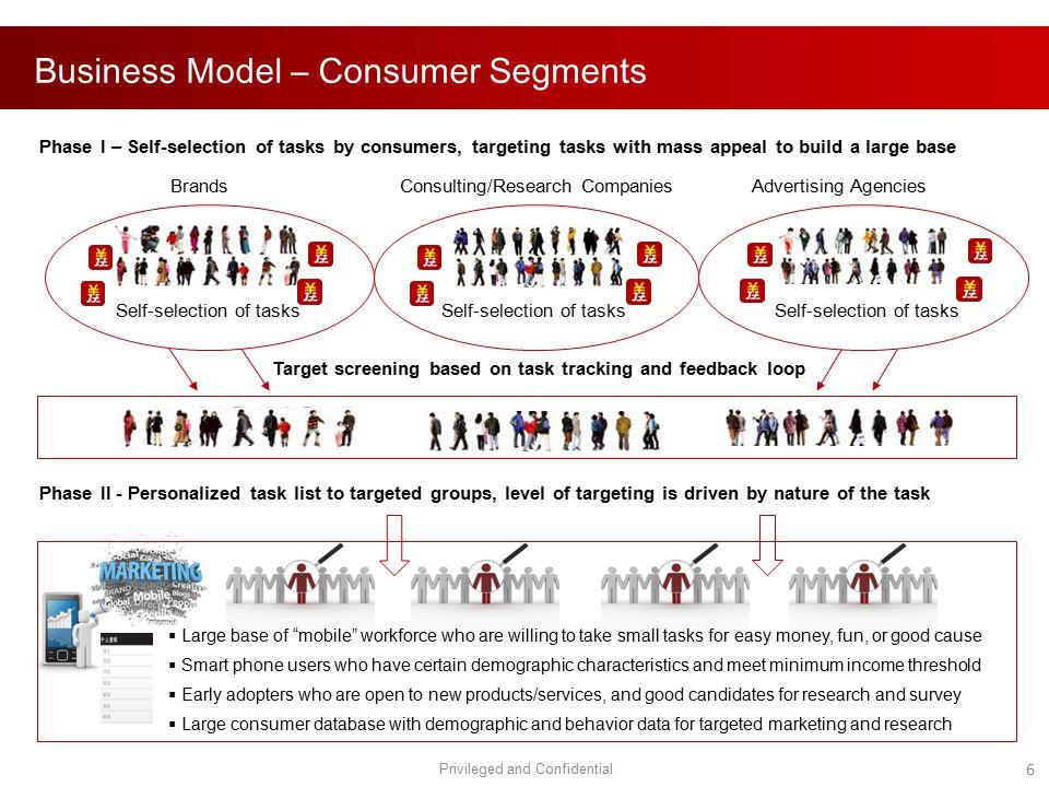 Target screening based on task tracking and feedback loop