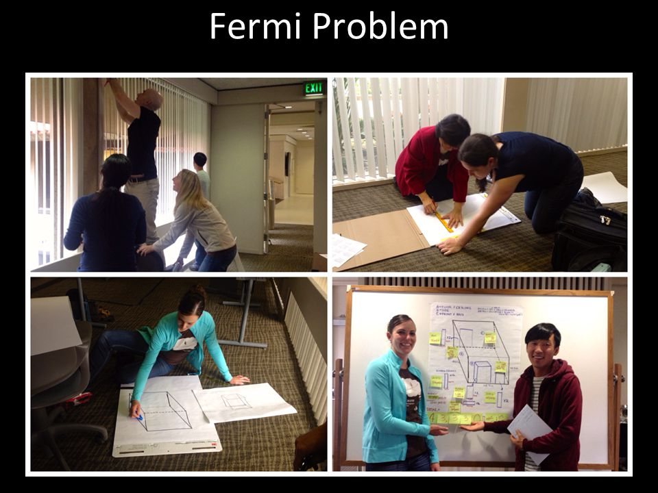 Fermi Problem