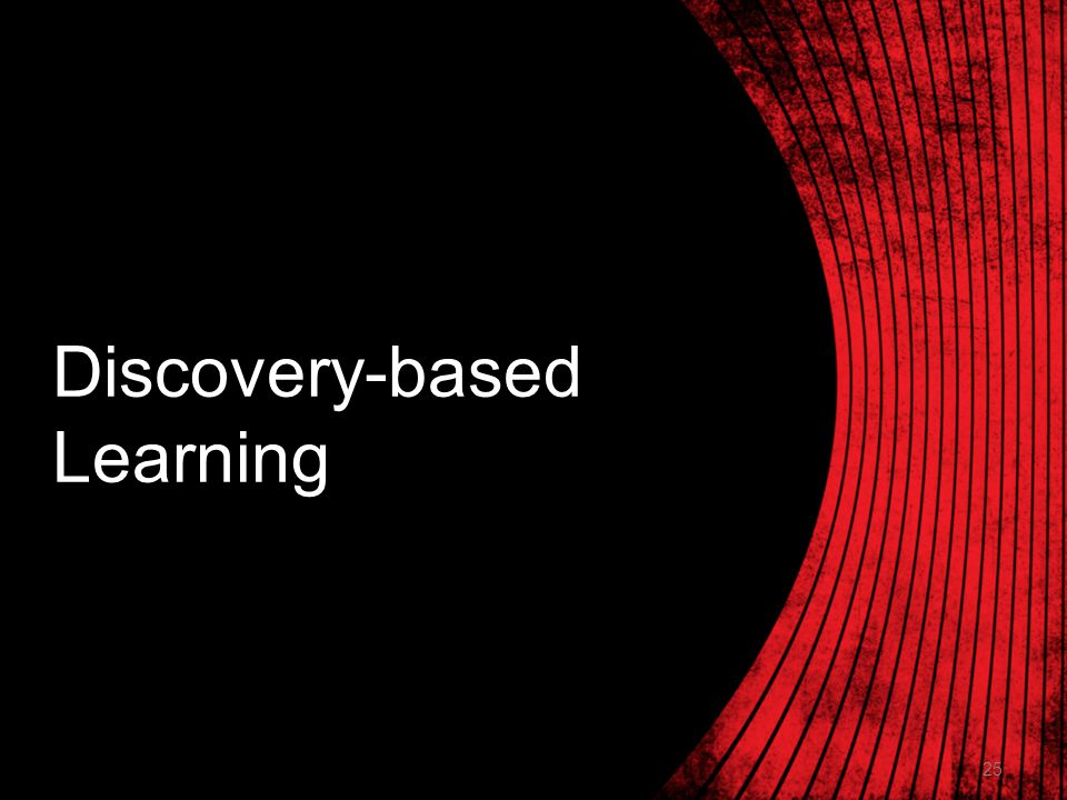 Discovery-based Learning