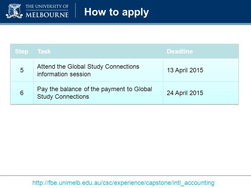How to apply Step Task Deadline 5
