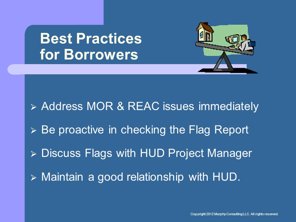 Best Practices for Borrowers