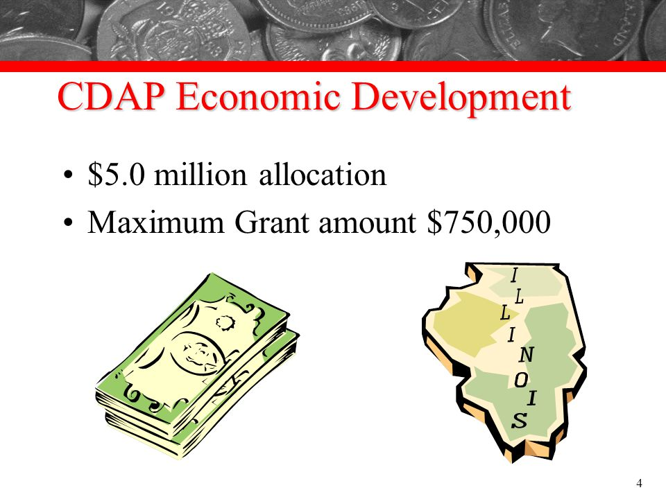 CDAP Economic Development
