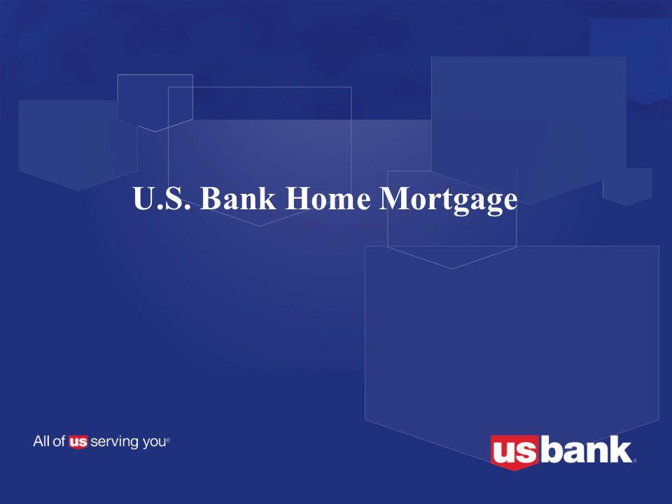 U.S. Bank Home Mortgage