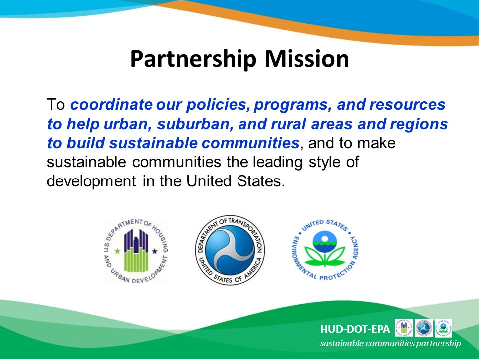 Partnership Mission