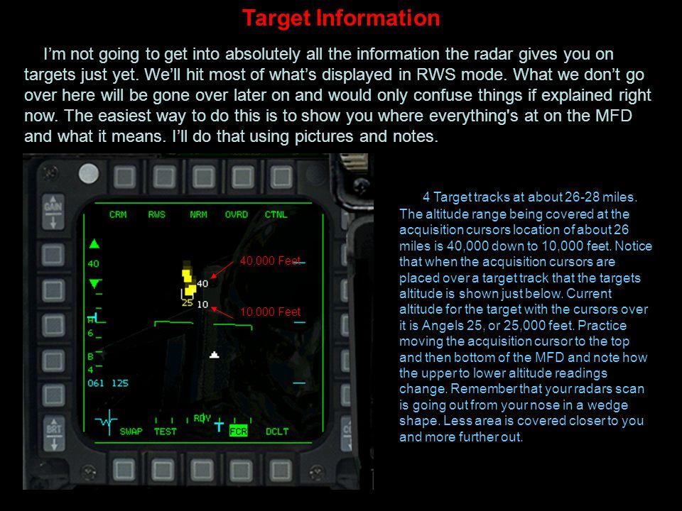 Target Information