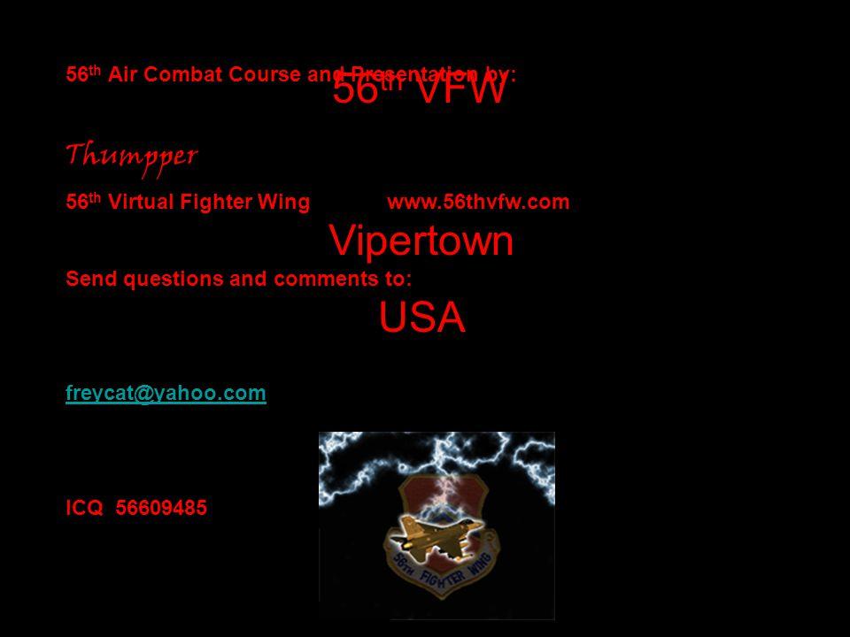 56th VFW Vipertown USA Thumpper
