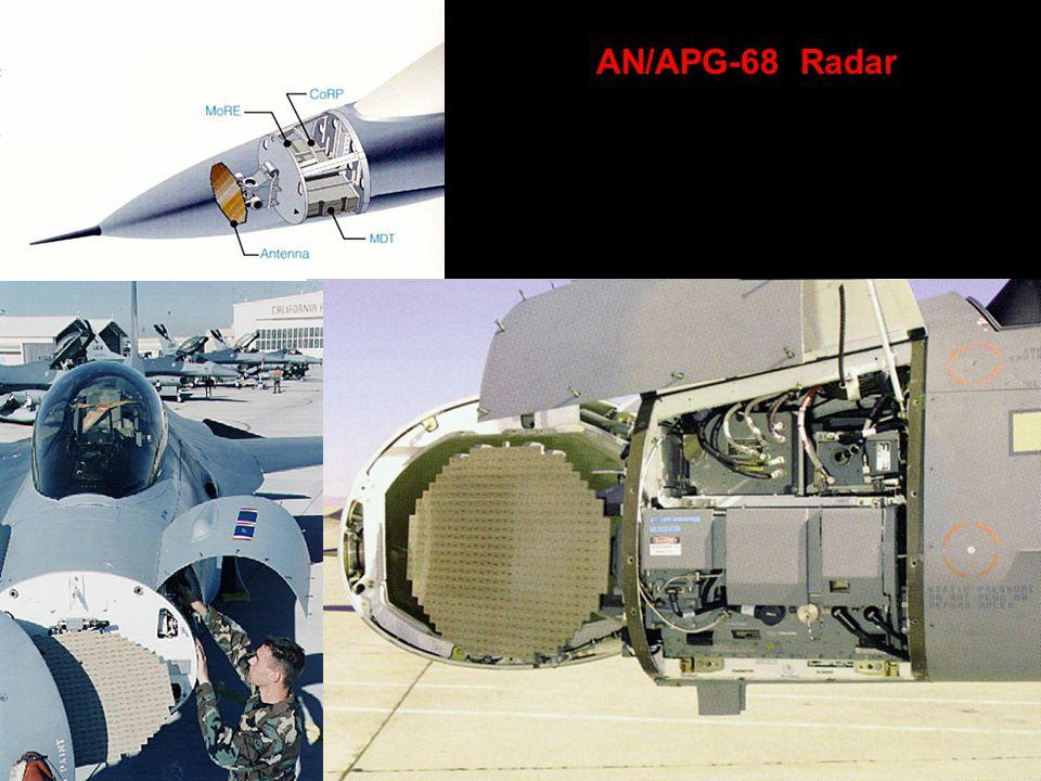AN/APG-68 Radar
