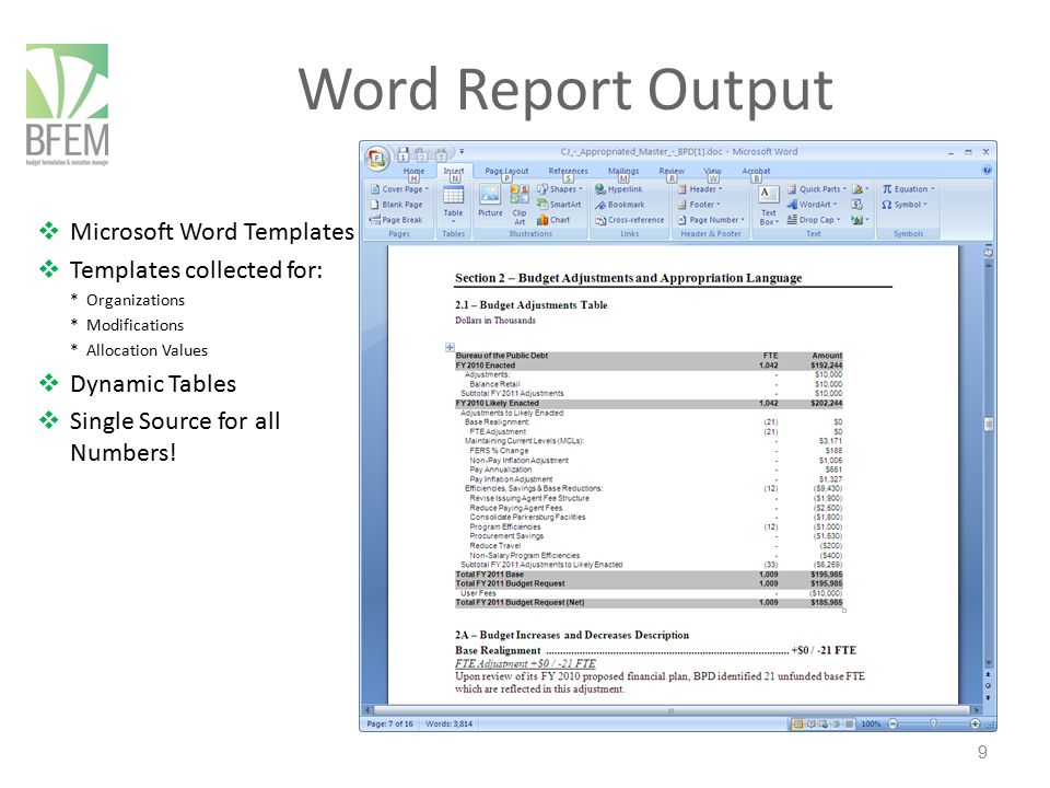 Word Report Output Microsoft Word Templates Templates collected for: