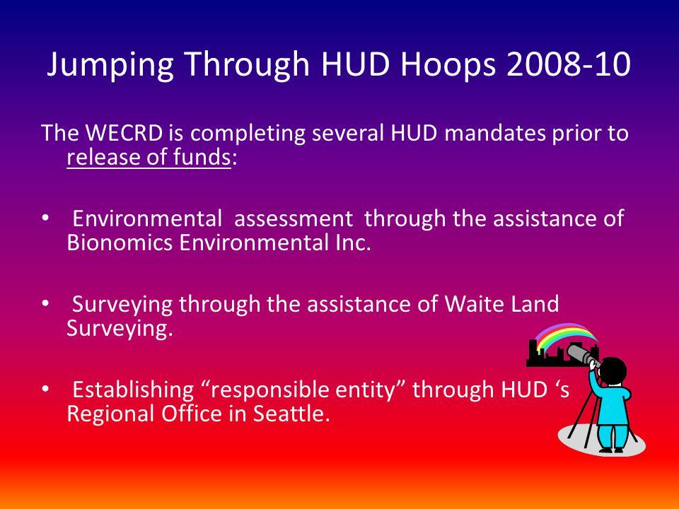 Jumping Through HUD Hoops 2008-10