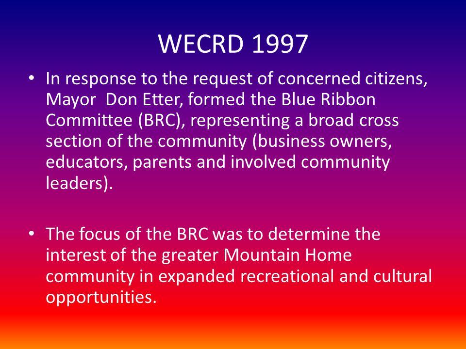WECRD 1997