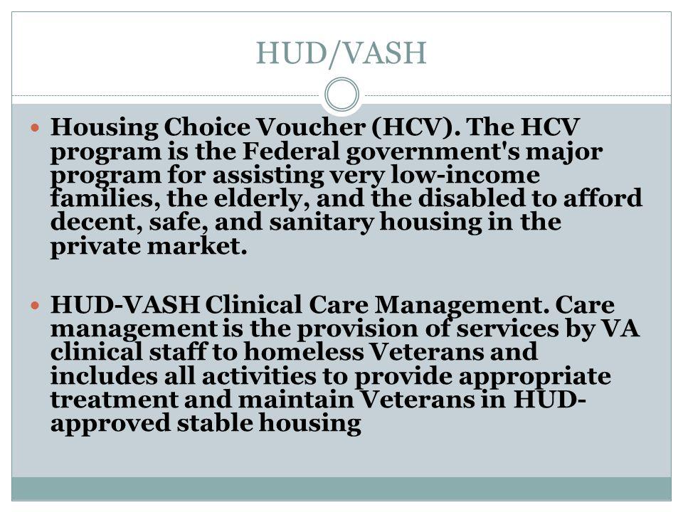 HUD/VASH