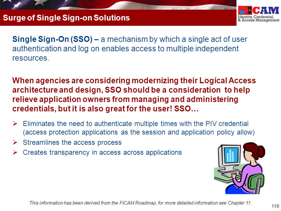 Surge of Single Sign-on Solutions