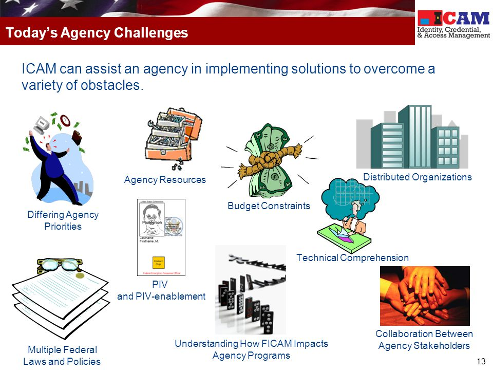 Today's Agency Challenges