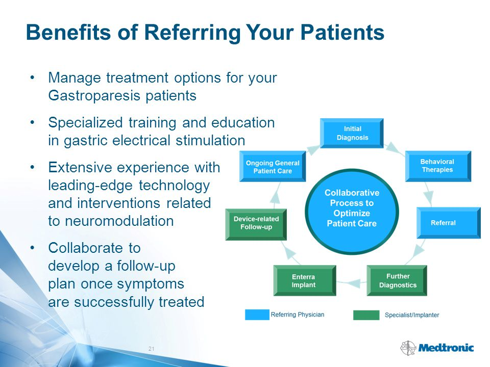 Benefits of Referring Your Patients