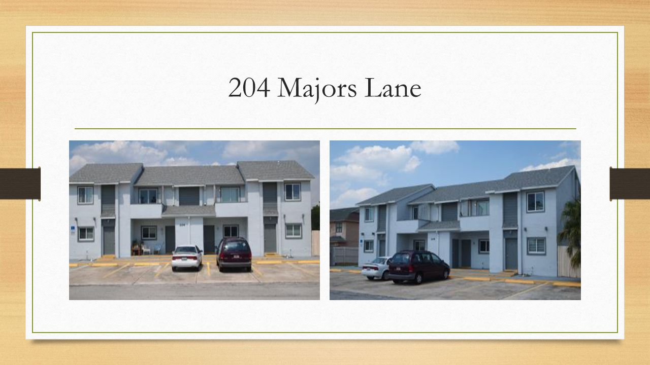 204 Majors Lane