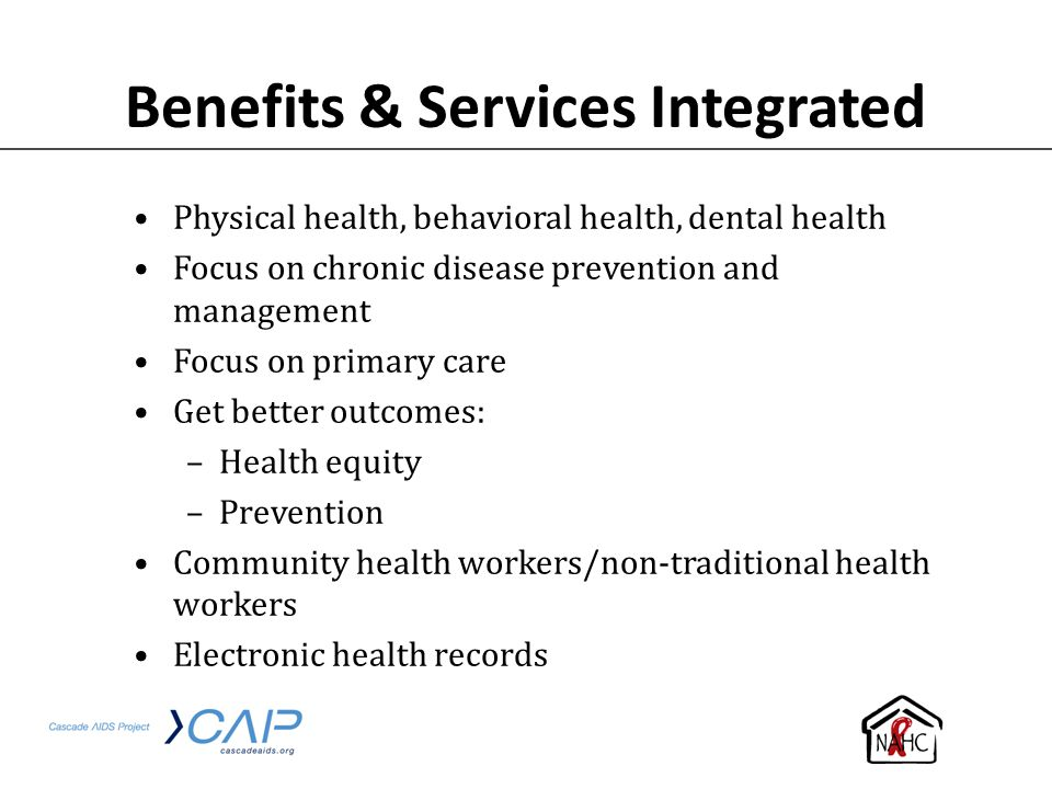 Benefits & Services Integrated