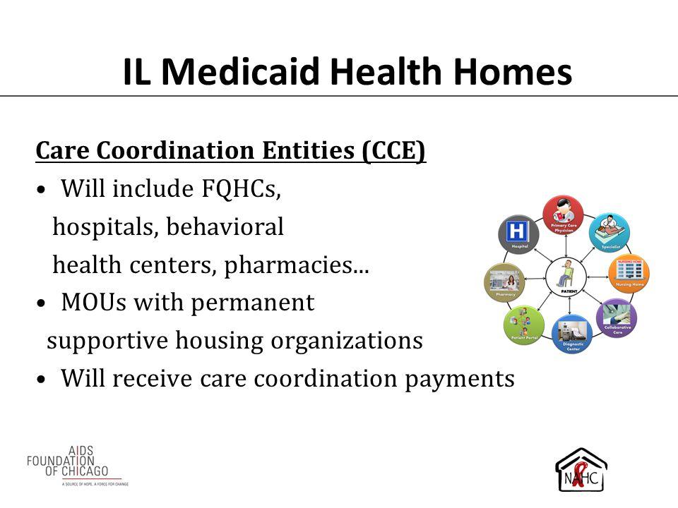 IL Medicaid Health Homes