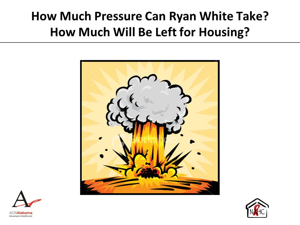 How Much Pressure Can Ryan White Take